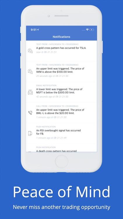 Stock Alarm - Alerts, Screener screenshot-5