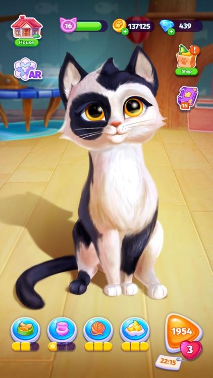 My Cat! – Virtual Pet Game screenshot-7