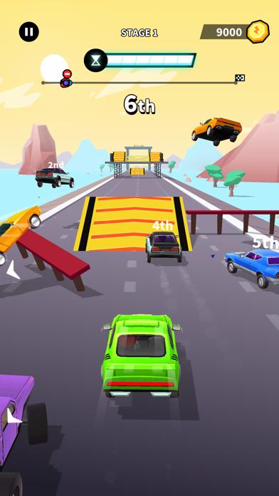 Timeshift Race screenshot 1