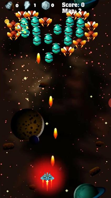 Space Attack- Galaxy Shooter! screenshot-3