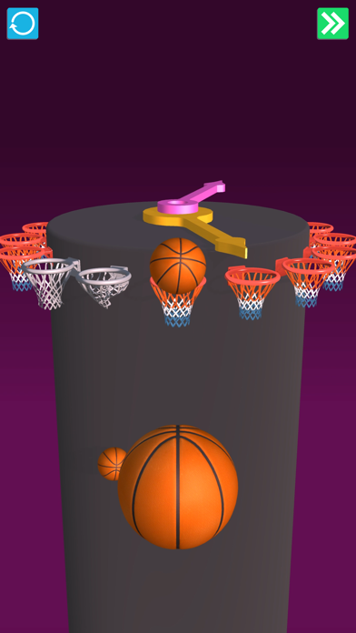 Basket Life 3D screenshot 1