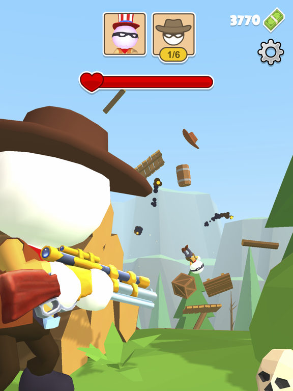 Western Sniper: Wild West FPS screenshot 12