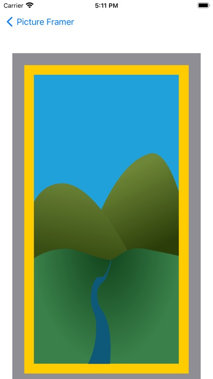 Picture Frame Calculator screenshot-4
