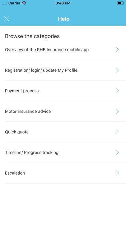 RHB Insurance screenshot-6