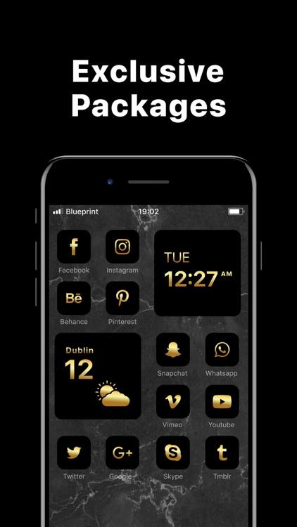 iCons - Icon Changer App +