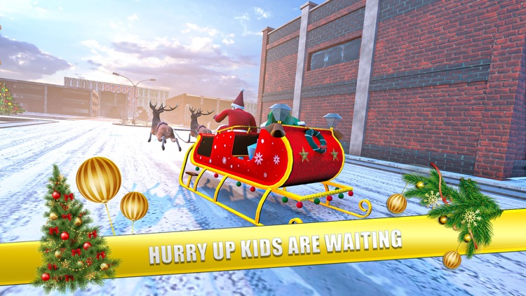 Santa Clause Gift Delivery screenshot-7