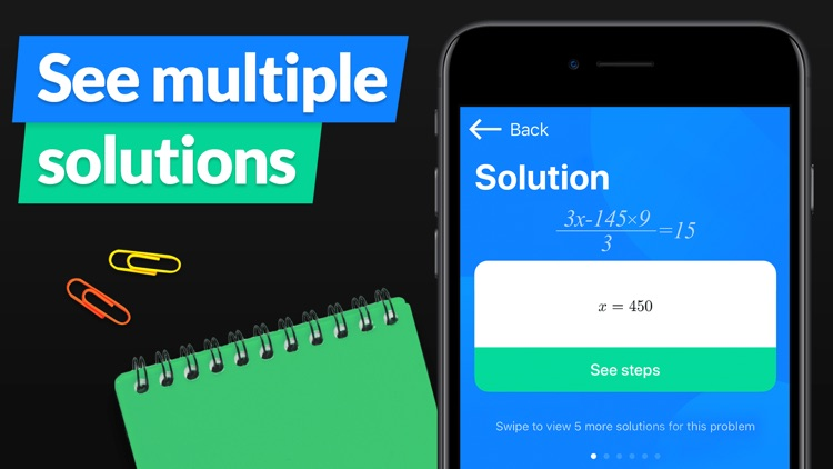 SnapCalc - Math Problem Solver