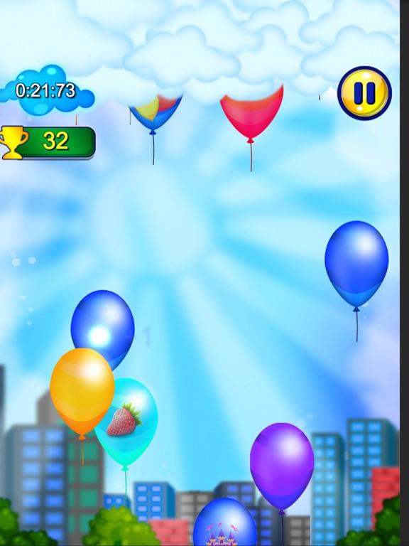 Balloon Sky Popping Game screenshot 5