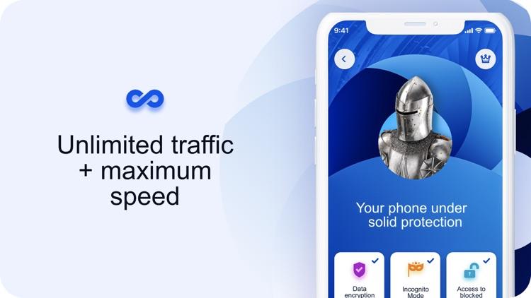 Turbine VPN Fast connection screenshot-5