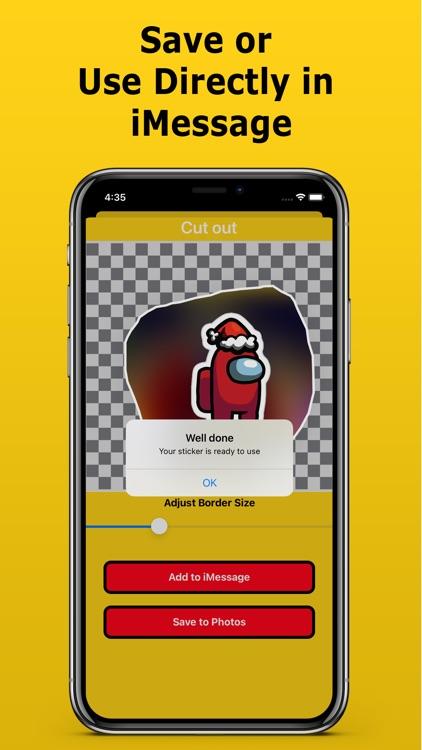 Sticker Maker For Among Us Mod screenshot-4