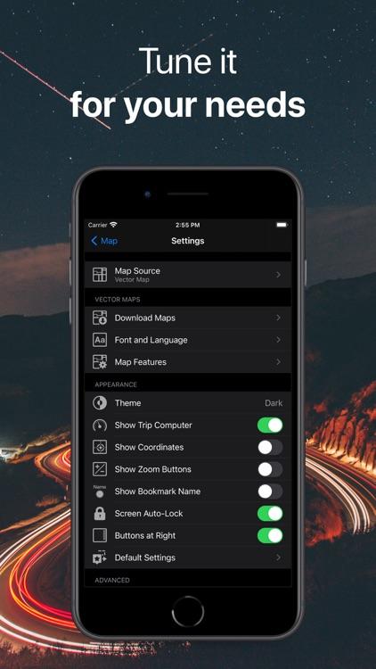 Guru Maps Pro screenshot-4