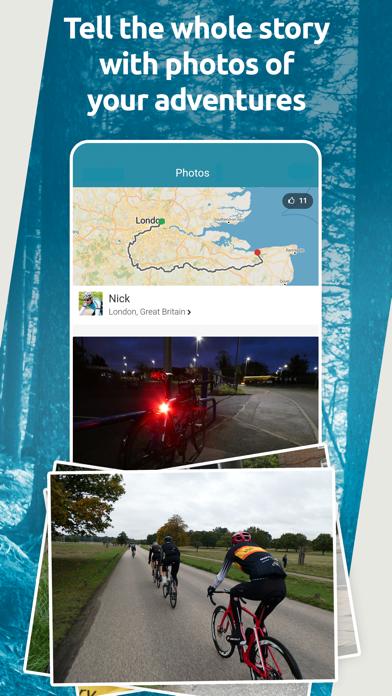 Map My Tracks: walking proのおすすめ画像5