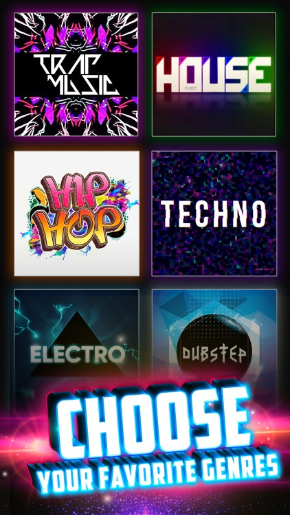 Magic Pad: Music Beat Maker screenshot-4