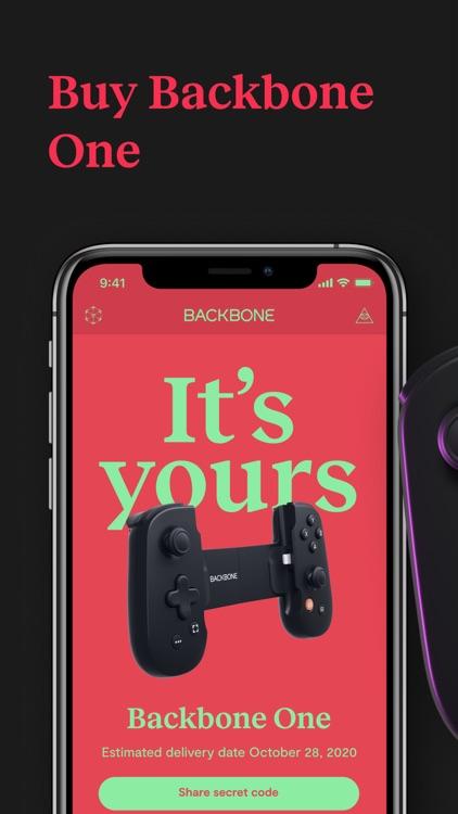 Backbone — Next-Level Play