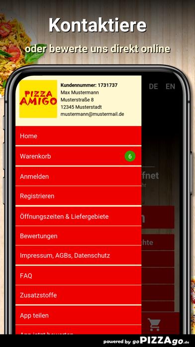 Pizza Amigo Stadtallendorf screenshot 4