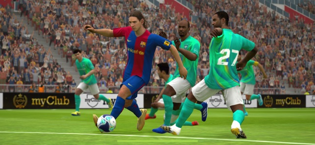 ‎eFootball PES 2021 Screenshot