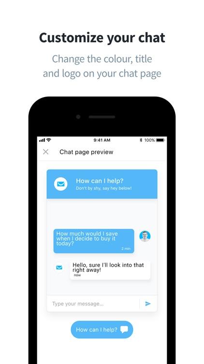 GetResponse Chats