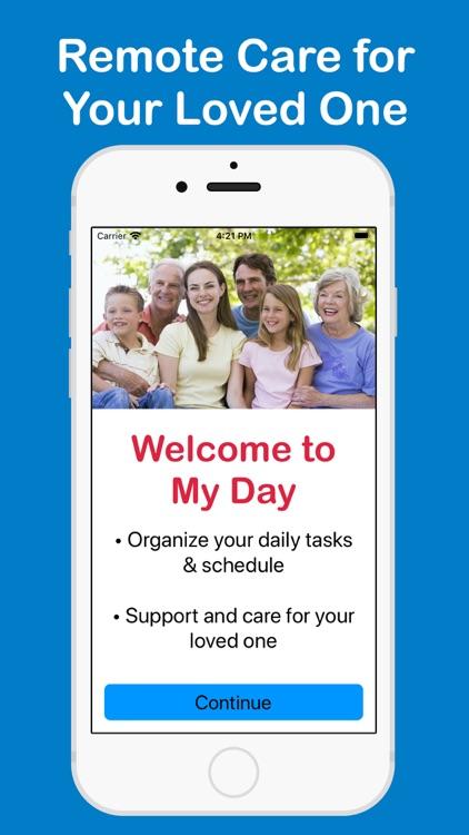 My Day - Reminders & Calendar screenshot-3