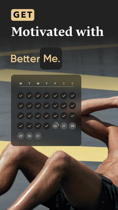 BetterMe: Personal Trainer Screenshot
