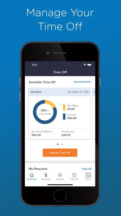 TriNet Mobile screenshot-3