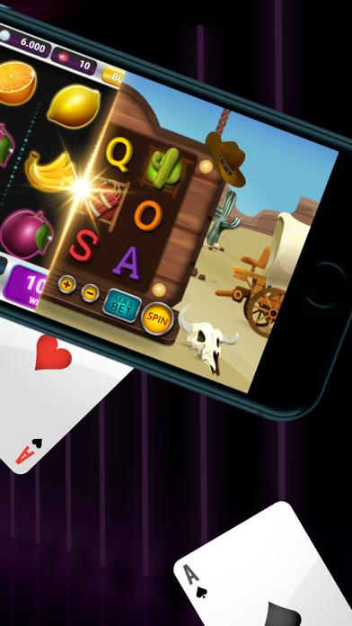 Casino: big win slot