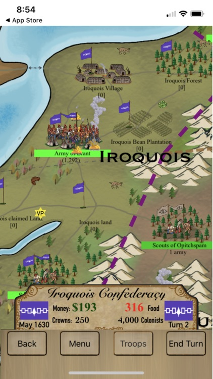 The French and Indian War screenshot-9