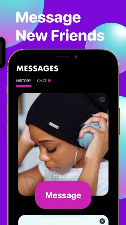 Hey - Live Video Chat screenshot-3