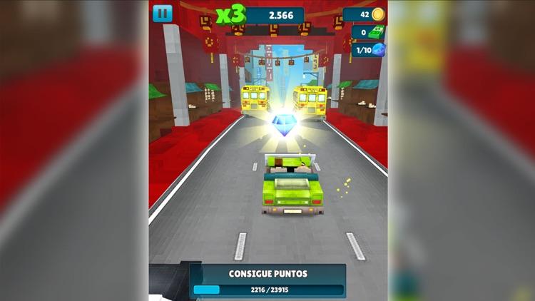 Robber Race Escape: Getaway! screenshot-7