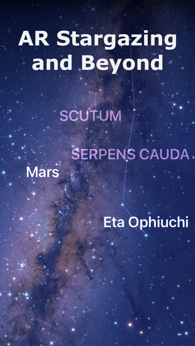 messages.download Stellar Tour - AR Stargazer software
