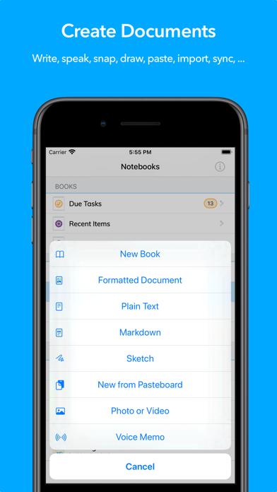 Скриншот №9 к Notebooks 10 Write  Organize