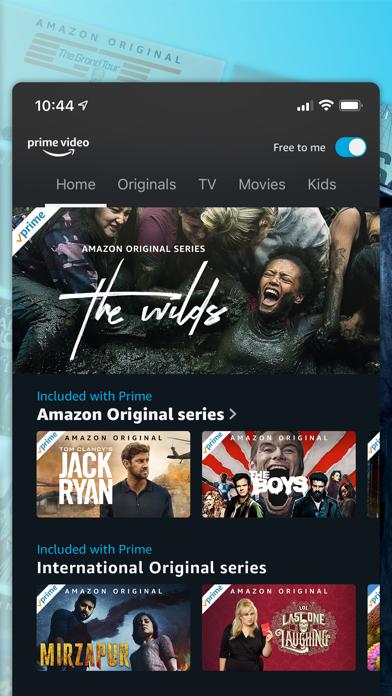 تحميل Amazon Prime Video للكمبيوتر