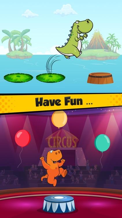 Dinosaur games for toddlers screenshot-3