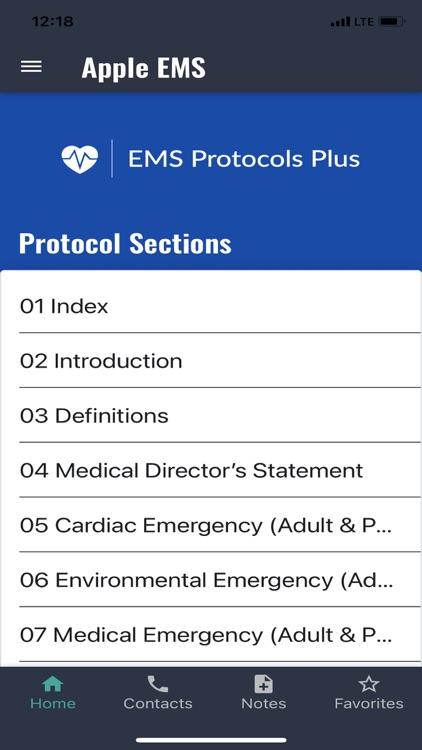 EMS Protocols Plus