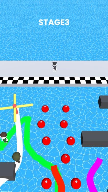 Draw Line Race screenshot-4