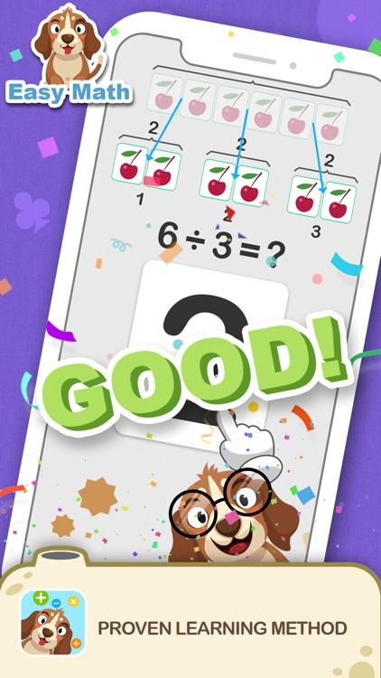 Easy Math: Math Game screenshot-4