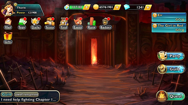 Return to Asgard screenshot-4