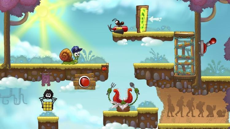 Snail Bob 3: Beyond The Sky screenshot-0