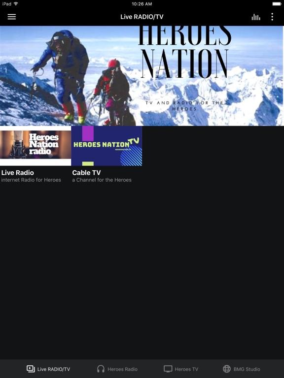 Baratta Media Group screenshot 4