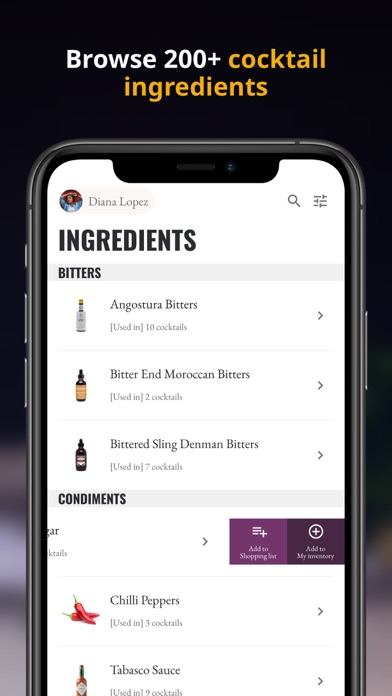 Wunderbar CocktailsScreenshot of 4