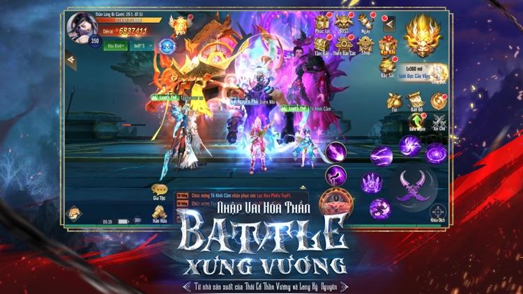 Thần Vương Nhất Thế VTC