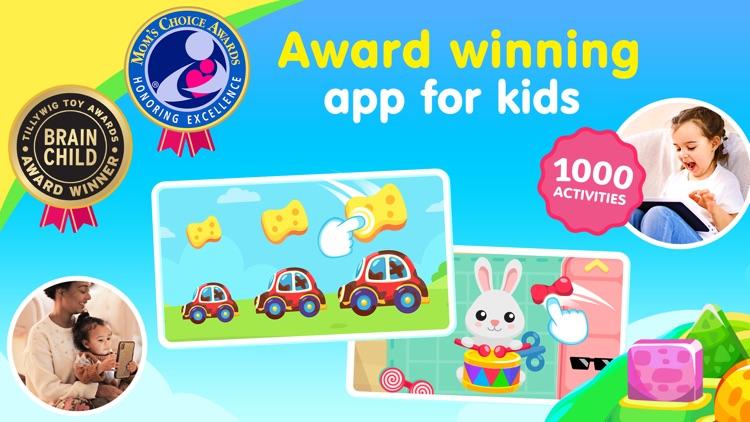 Learning Games for Kids 2-5! screenshot-5