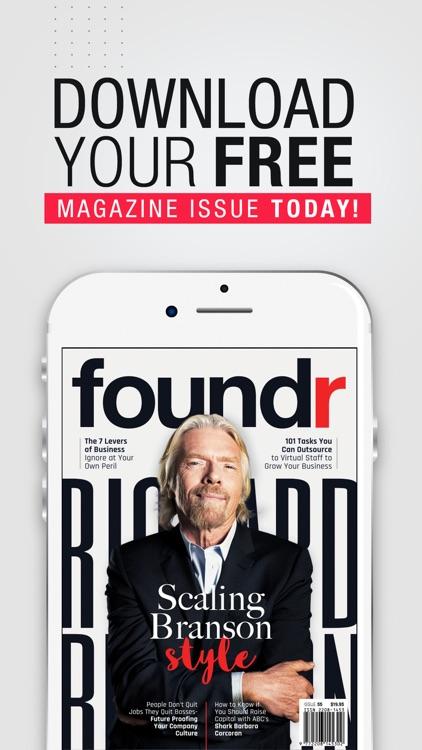 AAA+ Foundr Magazine