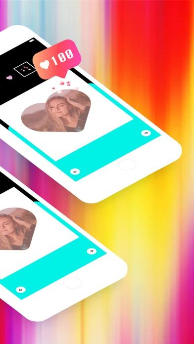 Magic Likes+ More Pics Shape Screenshot