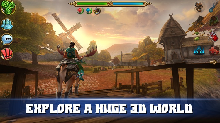 Celtic Heroes 3D MMO