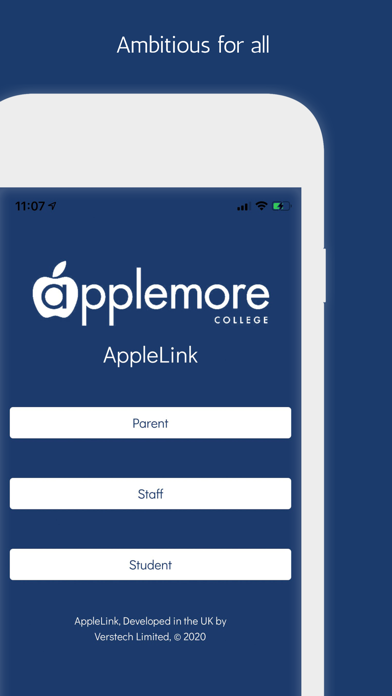 AppleLink screenshot 2