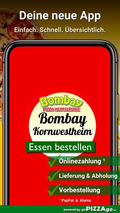 Bombay Pizza Kornwestheim screenshot 1