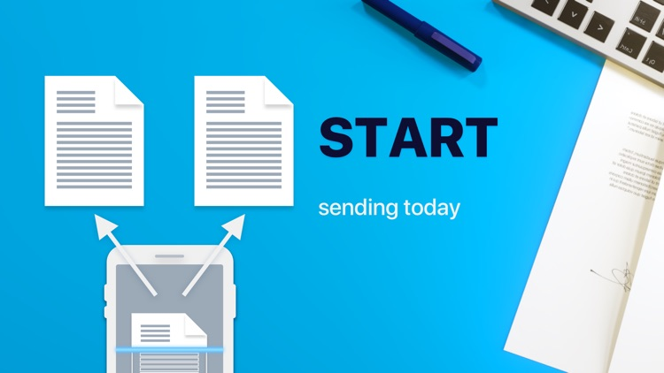 Send Fax from iPhone - Fax App screenshot-4