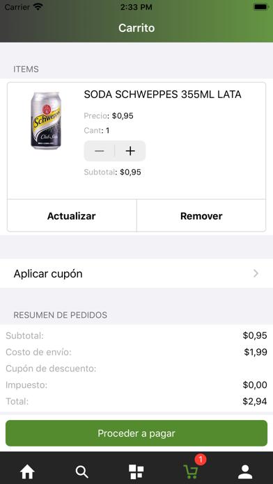 Caraota Market Delivery screenshot 3