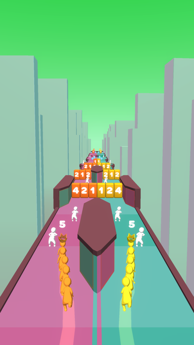 Crowd Snake Run screenshot 6