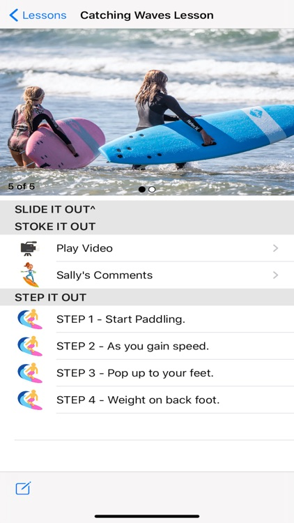 Sally's Surf School screenshot-6